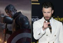 Chris Evans remains evasive about his return as Captain America