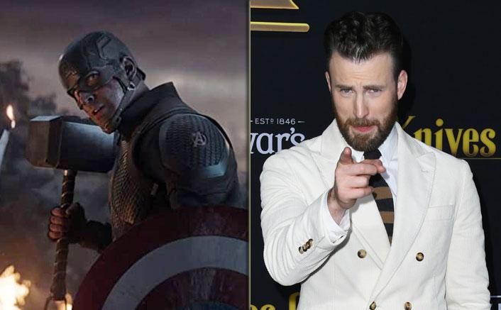 Chris Evans remains evasive about his return as Captain America