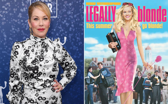 Christina Applegate & The Poster Of Legally Blond