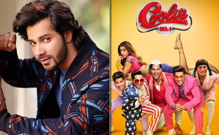 Coolie No 1: Varun Dhawan Got 25 Crores For The David Dhawan Film?