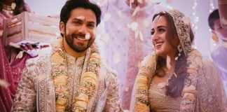 Covid test mandatory for guests attending Varun Dhawan's wedding