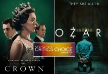 Critics Choice Awards 2021 Series Nomination: Netflix's Ozark & The Crown Get 6 Nominations Each