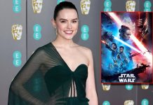 Daisy Ridley reveals 'scary' thing about being in 'Star Wars'