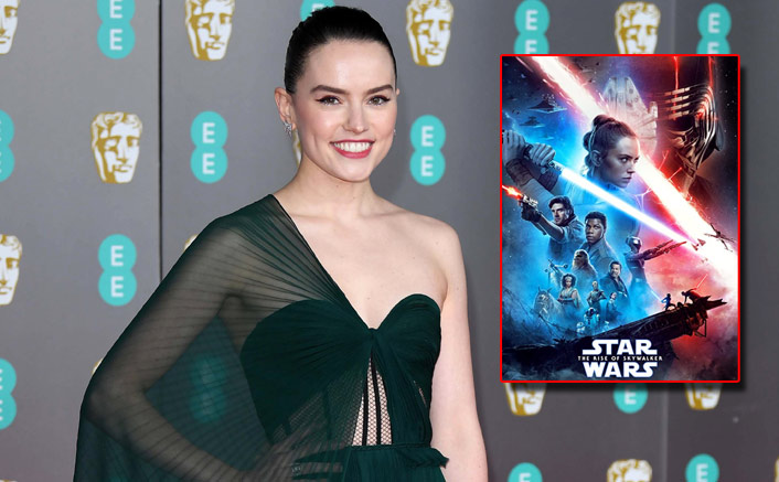 Daisy Ridley Shares A Scary Side Of Being In Star Wars