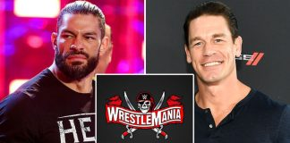 WWE: Roman Reigns, John Cena Reveal Wrestlemania 37, 38 & 39's Dates & Venues