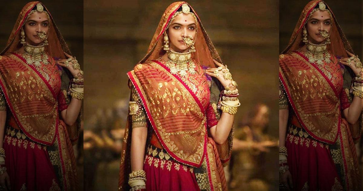 Deepika Padukone celebrates 3 years of Padmaavat, shares clip to commemorate Rani Padmaavati