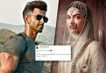 Deepika Padukone & Hrithik Roshan Collaborating For A Film? Her Tweet Suggests So