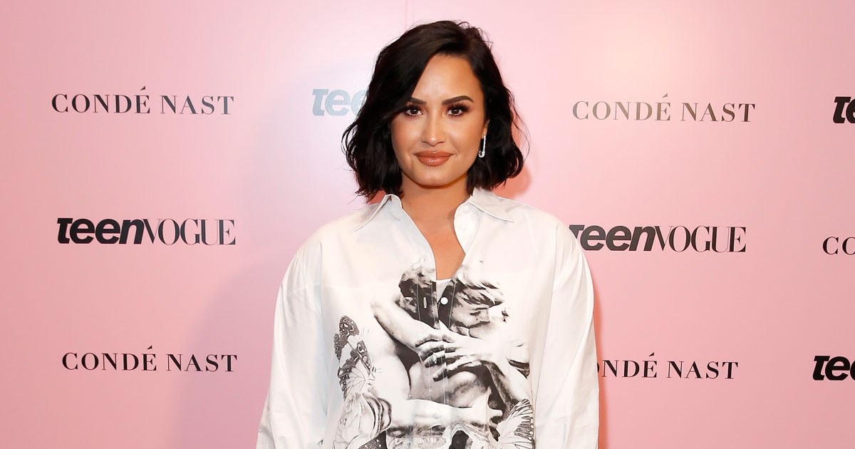 Demi Lovato Bags A Comedy Series About Food Issues