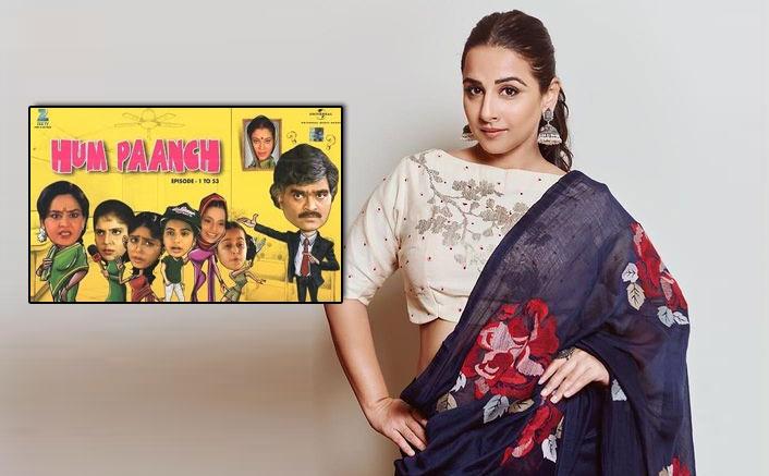 Did You Know? Vidya Balan Wasn't The First Choice For Ekta Kapoor's Hum Paanch