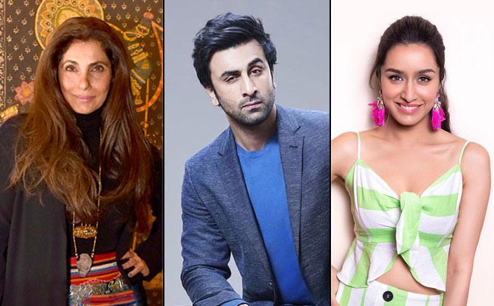 Dimple Kapadia To Play Ranbir Kapoor's Mother In Luv Ranjan's Next?