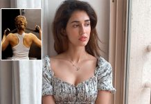 Disha Patani flaunts her toned back and arms in her latest video and we are in awe!