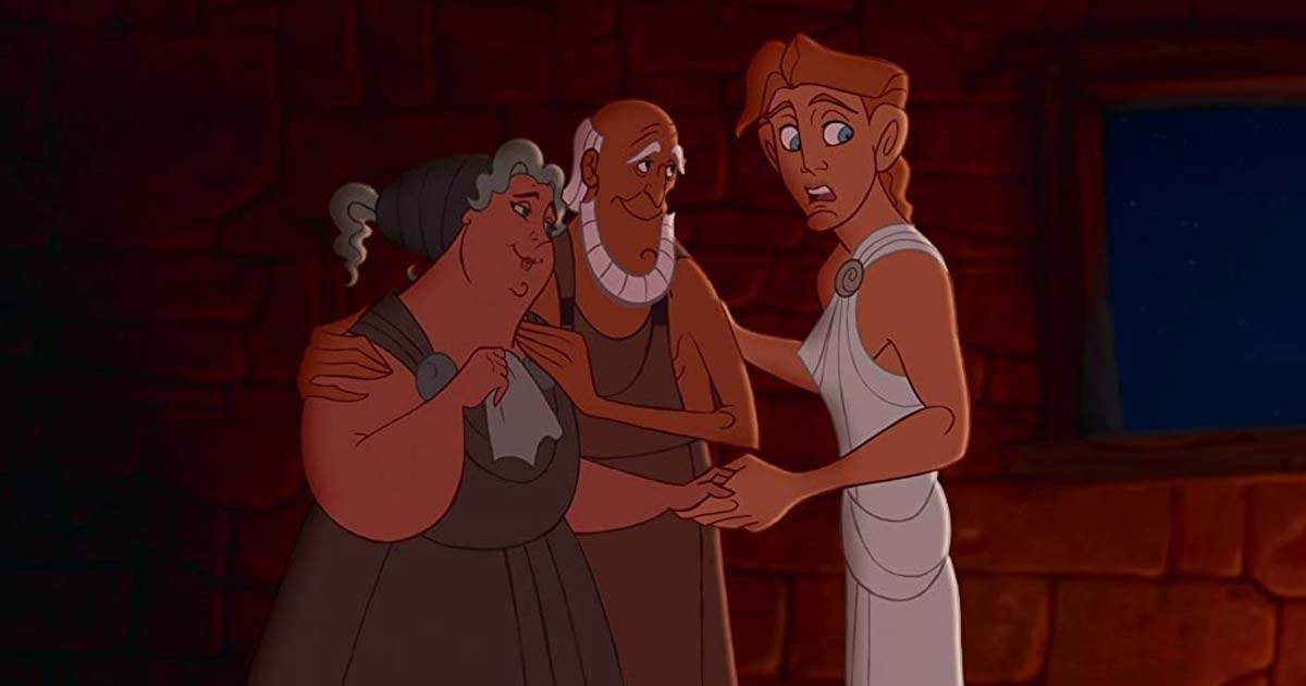 Alcmena Was the Adoptive Mother Of Hercules In The Disney Film