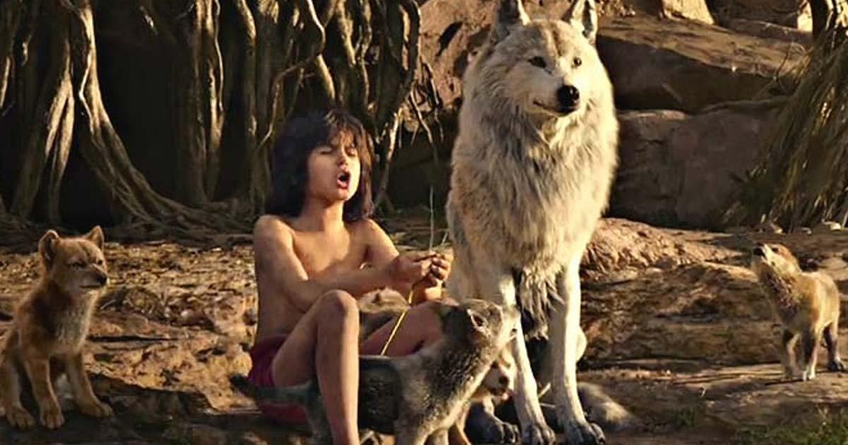 Raksha Was The Adoptive Mother Of Mowgli In The Disney Film