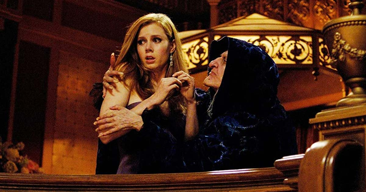 Queen Narissa Was The Evil Adoptive Mother Who Pushed Giselle Into The World Of Human