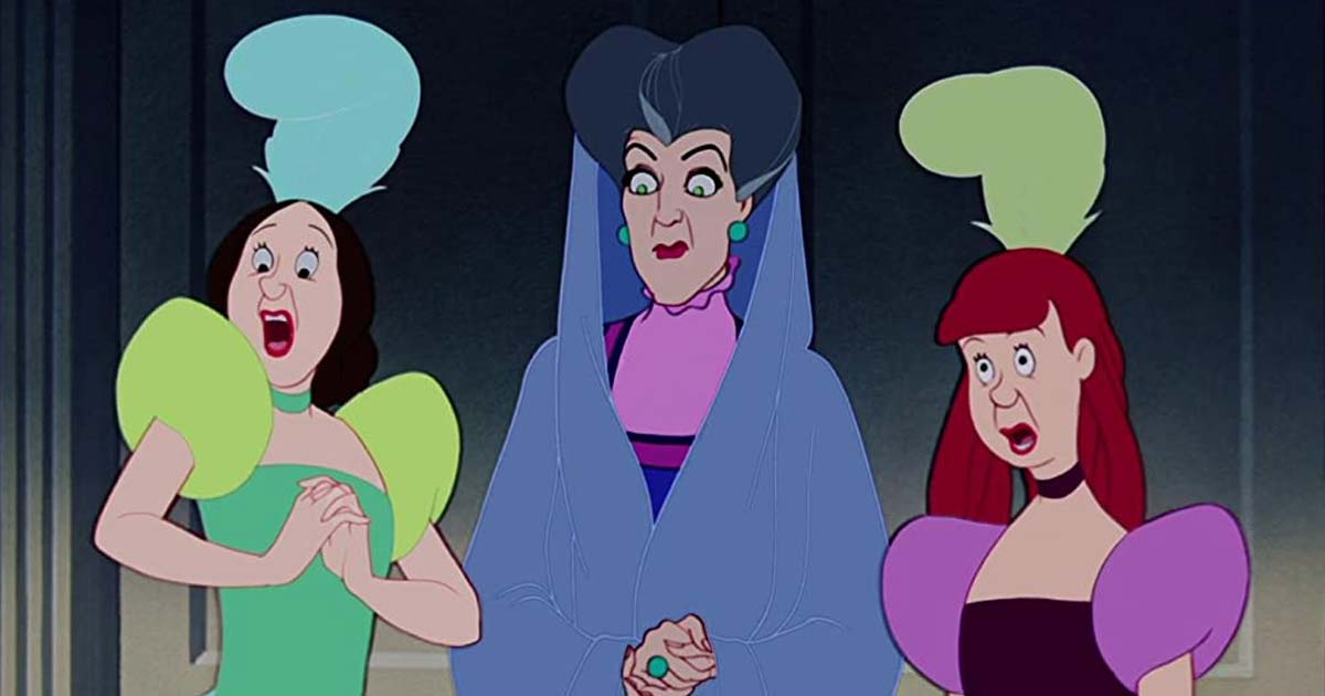 Lady Tremaine Was Cinderella's Cruel Adoptive Mother In This Disney Film