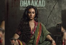 Divya Dutta looks Menacing, as an evil master in Soham Rockstar Entertainment's Dhaakad