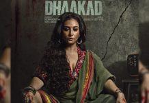 Divya Dutta looks Menacing, as an evil master in Soham Rockstar Entertainment's Dhaakad