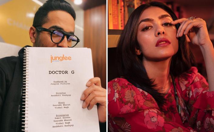 Mrunal Thakur Quits Ayushmann Khurrana Starrer Doctor G?