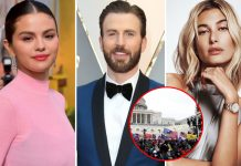 Donald Trump Supporters Storm US Capitol: Selena Gomez, Hailey Baldwin, Chris Evans & Others React