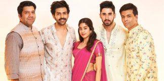 Dostana 2: Kartik Aaryan & Janhvi Kapoor Starrer Facing A Shoot Trouble?