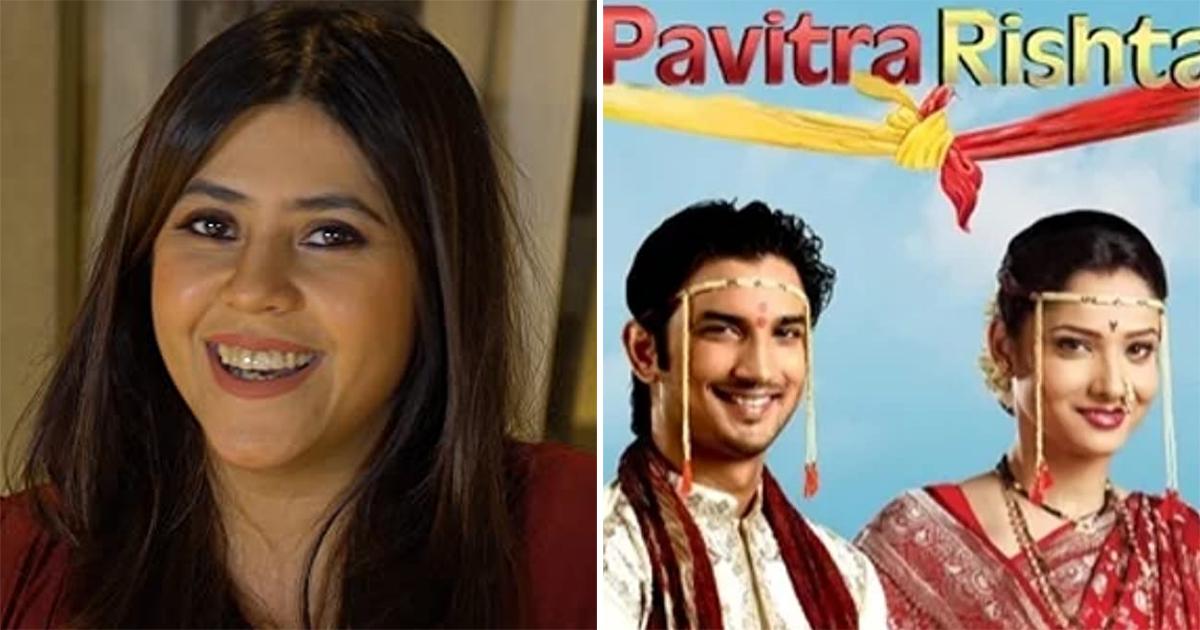 Ekta Kapoor Remembers Manav Of 'Pavitra Rishta' On Sushant Singh Rajput's Birth Anniversary
