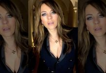 """Elizabeth Hurley Breaks Silence On Viral Topless Pics: """"Pics Were Taken By My 80-Year-Old Mother"""""""