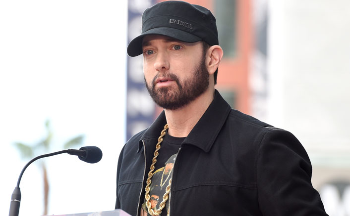 """Eminem: """"As A Kid, I Didn't Have Money To Buy Every Tape"""""""