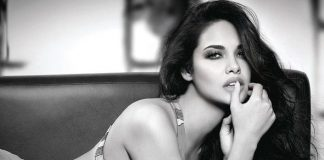 Esha Gupta looks drop-dead gorgeous in monochrome pic
