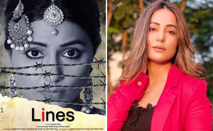 """Hina Khan: """"I am happy to see Lines being acknowledged and appreciated"""""""