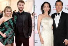 Angelina Jolie-Brad Pitt To Miley Cyrus-Liam Hemsworth – 6 Hollywood Couples Who Walked Down the Aisle With Their Co-Stars