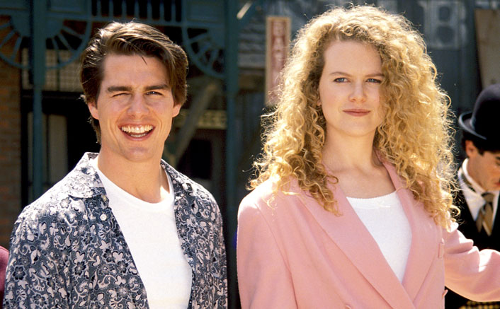 Nicole Kidman & Tom Cruise Met On The Sets Of Days Of Thunder And Married Each Other In 1990
