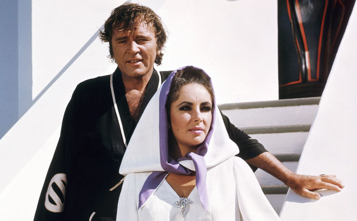 Richard Burton & Elizabeth Taylor Met On The Sets Of Cleopatra And Married Each Other In 1964 & 1975