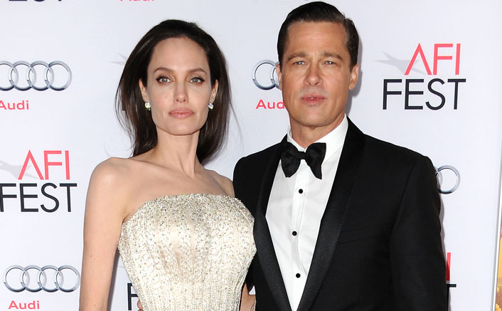 Angelina Jolie & Brad Pitt Met On The Sets Of Mr And Mrs Smith And Married Each Other In 2014