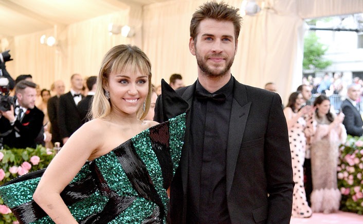Miley Cyrus & Liam Hemsworth Met On The Sets Of The Last Song And Married Each Other In 2018