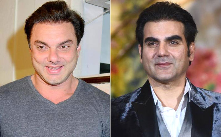 BMC Files FIR Against Salman Khan's Brothers Arbaaz Khan & Sohail Khan For Violating COVID-19 Protocol