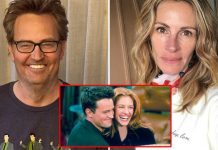 Friends: Julia Roberts Was Convinced By Matthew Perry To Come Onboard & The Scientific Way Will Win Your Heart!
