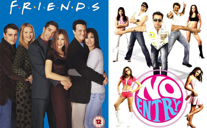 TVF Has Created A Hilarious Crossover Post Of FRIENDS & No Entry