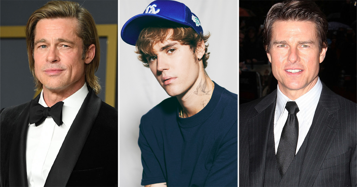 From Brad Pitt To Justin Bieber - Hollywood Celebs & Their Bizarre Beauty Treatments, Check Out