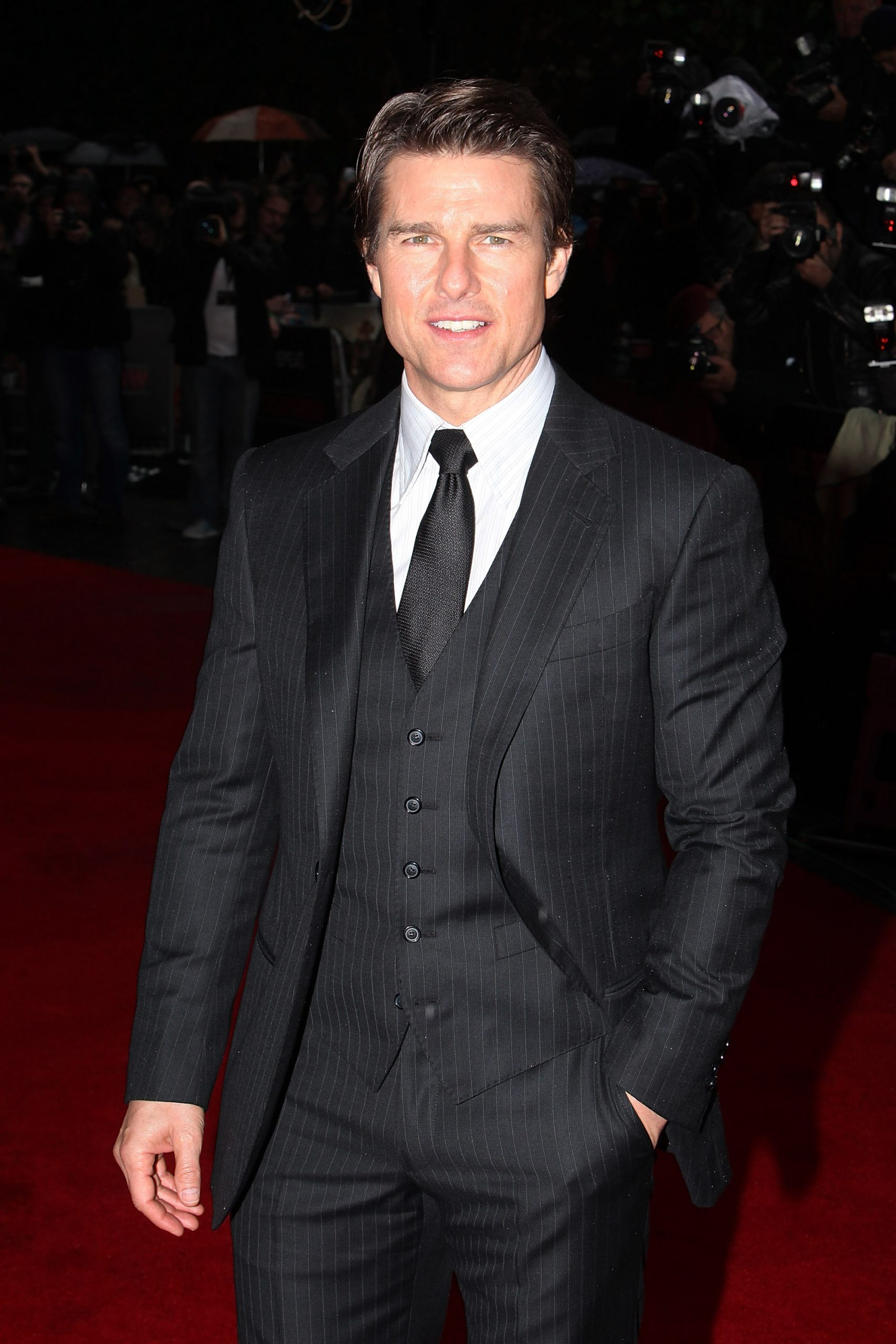 Tom Cruise - Nightingale's Excrement Facial