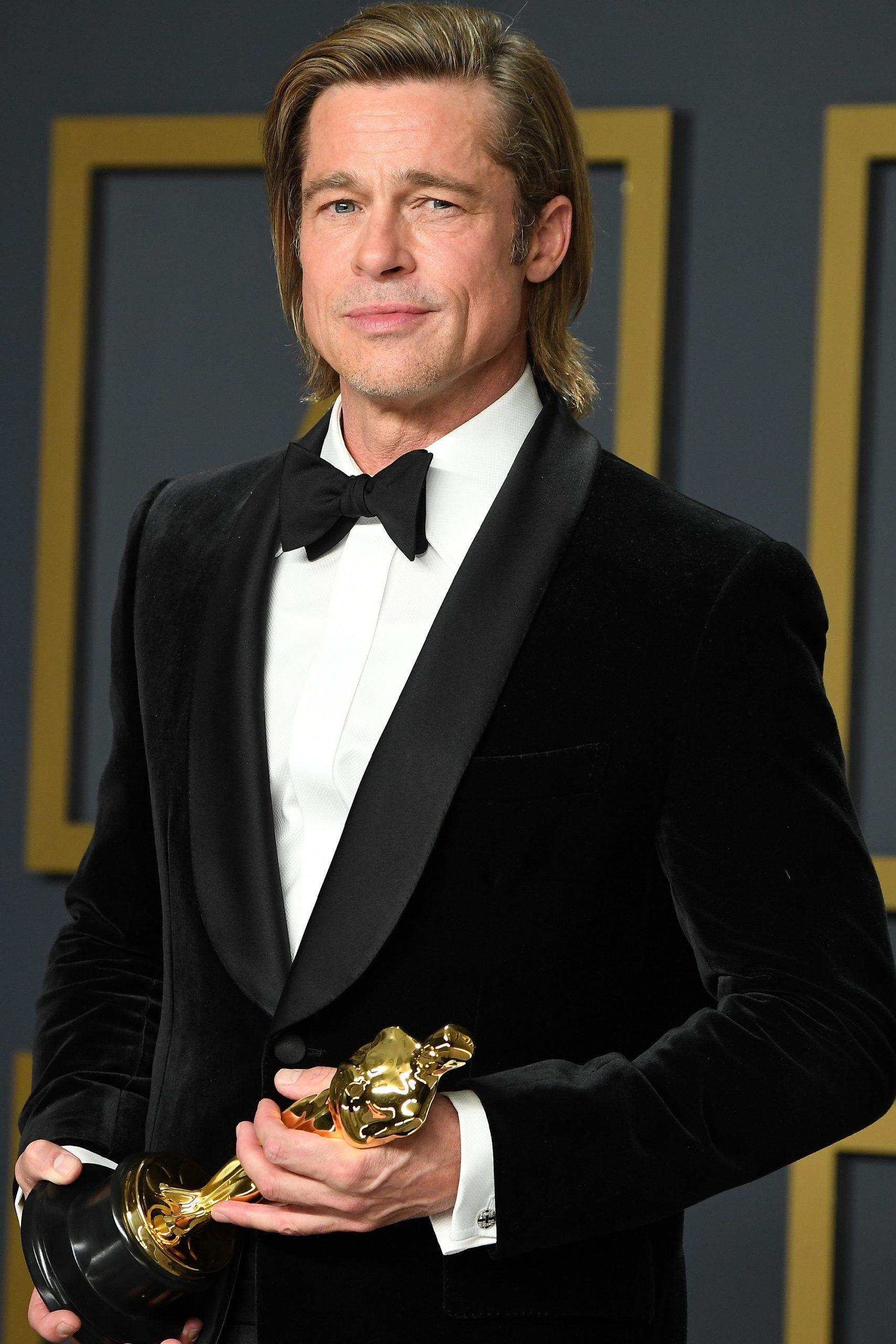 Brad Pitt - Botox & Collagen Smoothies