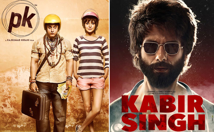 From Kabir Singh To PK: Here Are Some Of The Bollywood Movie Scenes That Triggered Controversies