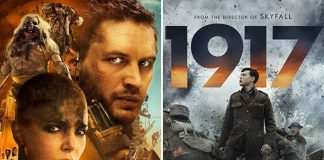 10 Must-Watch Hollywood Movies Of The Last 10 Years - From Mad Max: Fury Road To 1917