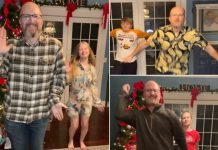 From Shah Rukh Khan's Chhaiya Chhaiya To Allu Arjun's Butta Bomma - 'Dancing Dad' Ricky Pond Is The New Internet Sensation, Watch