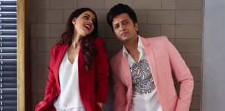 Genelia shares her 'forever waali love story' with Riteish
