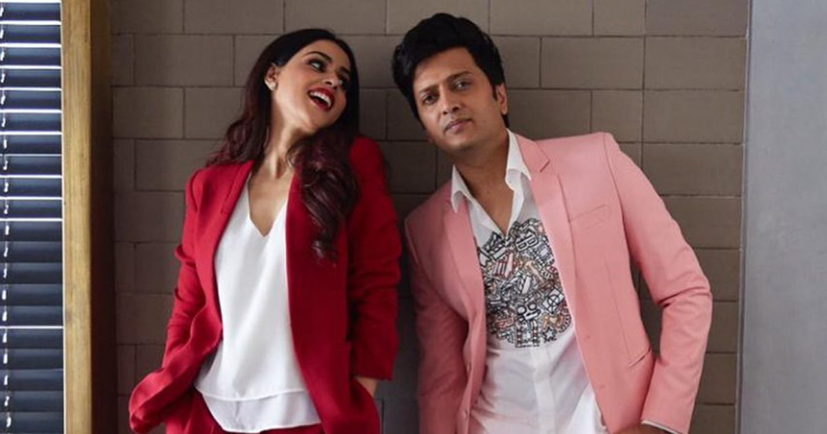 Riteish Deshmukh & Genelia's 'Forever Waali Love Story' Will Make You Miss Your Better Half!