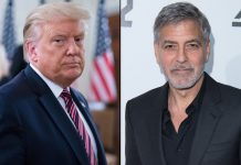 George Clooney: Capitol Hill siege puts Trumps into 'dustbin of history'