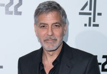George Clooney seems to have found a film 'that's worse than Batman & Robin'
