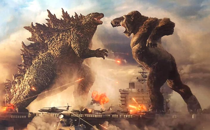Warner Bros. moves up release of 'Godzilla vs. Kong' to March