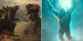 Godzilla vs Kong Trailer Out