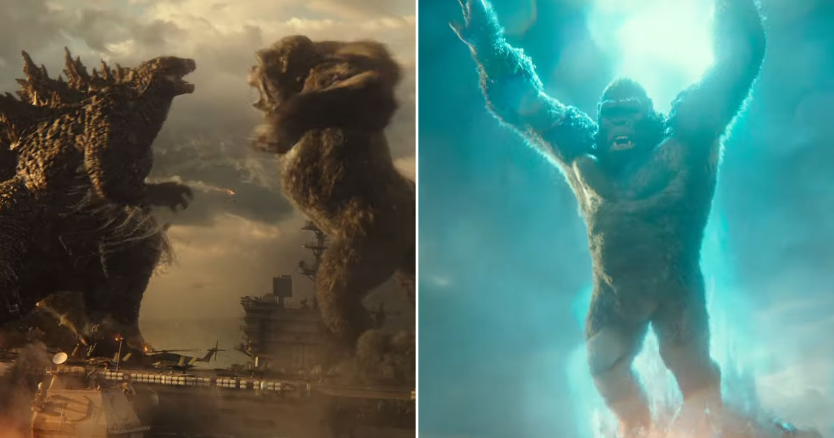 'Godzilla vs. Kong' Trailer: Legendary Movie Monsters Prepare for Ultimate Showdown